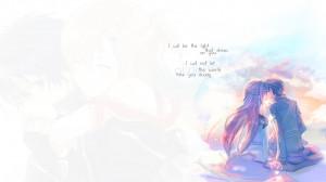 Asuna and Kirito Wallpaper [ Happy Holidays ] by EvilMeRc8
