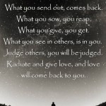 life-is-a-echo-quote-karma-quotes-sayings-poem-pictures-pics-150x150 ...