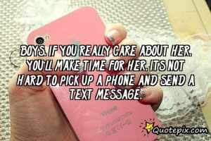 Make Time For Her Quotes...