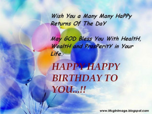 , Happy Birthday Quotes, Birthdays, Happy Birthday Cousin Quotes ...