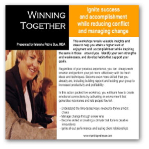 Winning Together – Team building audio download
