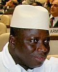 Yahya Jammeh Pictures