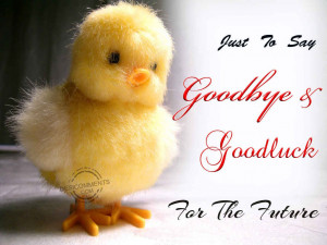 Saying Goodbye Quotes HD Wallpaper 7