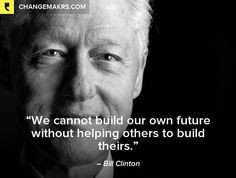 ... helping others to build theirs
