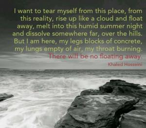 Khaled Hosseini #quote