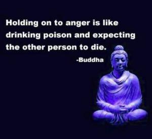 Buddha - Anger