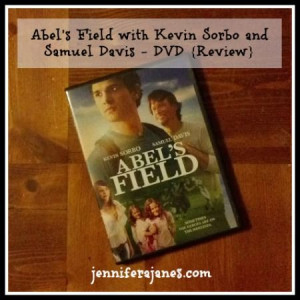Abel's Field with Kevin Sorbo and Samuel Davis - DVD {Review ...