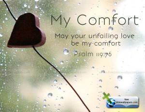 Psalm 119:76