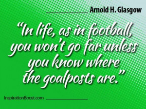 Goal quotes