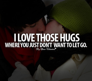 Warm Hug Quotes
