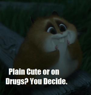 Plain Cute - disneys-bolt-funny-pictures Photo