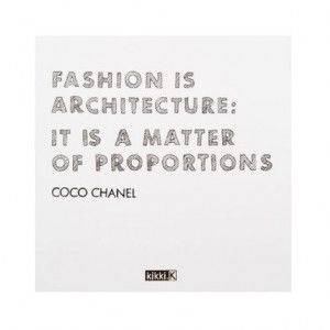 Fashion Quote Card 5pk Organisk | New Releases | Shop | kikki.K ...