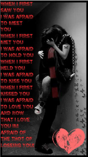Emo Poems: Cartoon Emo Quotes And Poems. QuotesGram