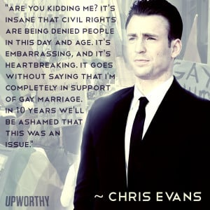 How Does Captain America Feel About Gay Marriage?