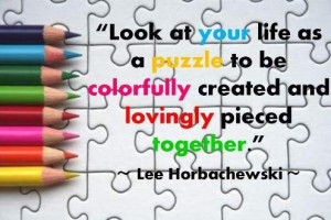 Create and color your life
