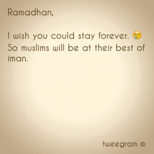 Beautiful Messages, Quotes and Wishes For Ramadan Mubarak 2015