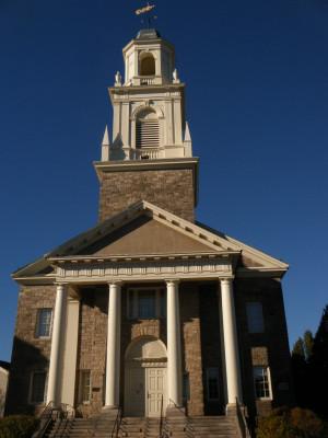 Tabernacle Congregational Church, Salem Massachusetts