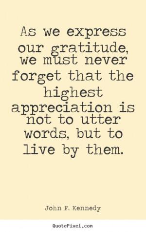 Inspirational Quotes to Express Gratitude
