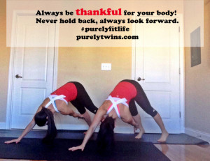 Today's Purely Fit Life workout literally kicked our butts! A 500 ...