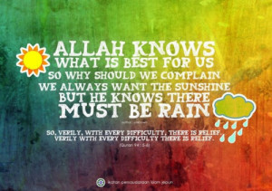 Good morning quotes with the name of Allah