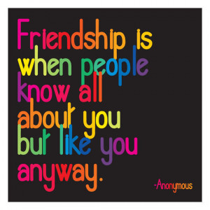 Friendship Is Magnet