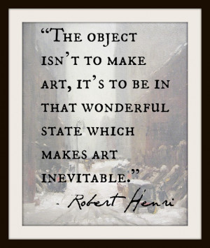 famous artist quotes and anecdotes about celebrated artists as well