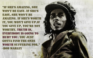 25 Popular Bob Marley Quotes