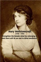 ... , Cleopatra, Wollstonecraft, Shelly, Curie, Nin, de Beauvoir, Arendt