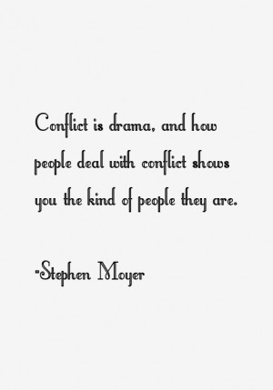 View All Stephen Moyer Quotes