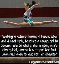 beams gymnastics 3 gymnastics quotes life dance gymnastics gymnastics ...