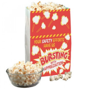 Your Safety Efforts Have Us Bursting With Appreciation Popcorn ...