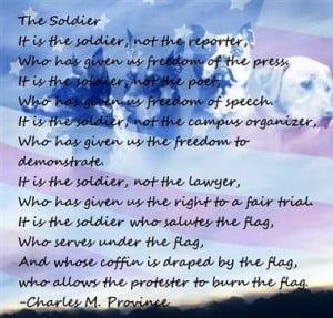Veterans Day Quotes Sayings by Famous People