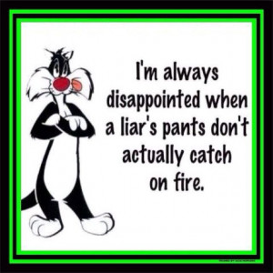 Quotes About Liars And Karma Liars - if only karma was