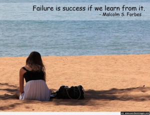 Failure quotes and sayings