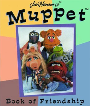 Written by Introduction and Muppet quotes by Kiki Thorpe