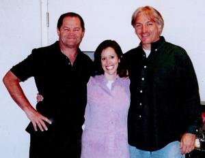 Micky Dolenz, Wendy Liebman, Jeffrey C. Sherman