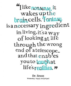 dr seuss quotes love
