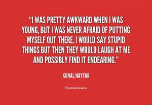Kunal Nayyar Quotes