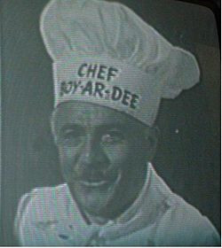 There was a great chef who was born in Piacenza, Italy.