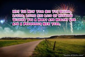 Prosperous New Year
