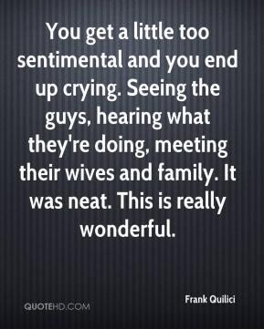 Sentimental Quotes