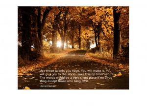 inspirational quotes bernard meltzer beautiful nature photos