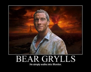 Fun quotes and facts about Bear Grylls