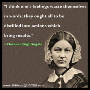 Florence nightingal the leader