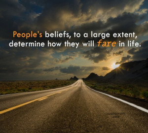 Belief Quotes and Sayings