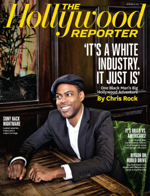 Chris Rock Pens Blistering Essay on Hollywood's Race Problem: