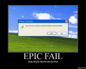... Page 8/17 from Funny Pictures 637 (Only Chuck Norris) Posted 9/21/2009