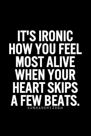 Ironic quotes, best, deep, sayings, you feel