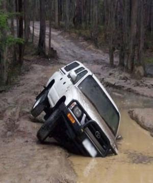 Mud Riding Trucks