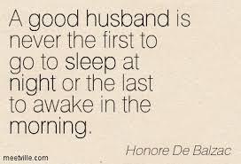 Good Morning Husband Quotes